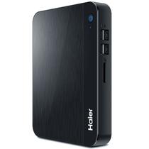 海尔  云悦mini S-J7 台式主机(Intel四核J3160 4G 1TB  核心显卡 WIFI USB3.0 Win10 )迷你电脑产品图片主图