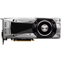 索泰 Geforce  GTX 1080 Founders Edition 1607-1733/10000MHz 8G/256bit GDDR5X PCI-E显卡产品图片主图
