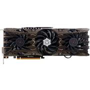 映众 GTX980Ti X3 Ultra冰龙版 ICHILL 1152~1241/7200MHz 6GB/384Bit GDDR5 PCI-E显卡