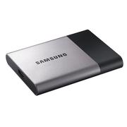 三星  T3系列 1TB 便携式SSD固态硬盘(MU-PT1T0B/CN)