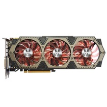 影驰 GTX960GAMER 4G 1228(1291)MHz/7000MHz 4G/128Bit D5 PCI-E显卡产品图片主图