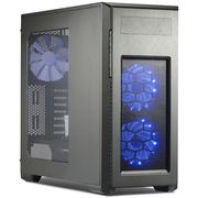 追风者 PK-515P-BK 电脑机箱/2x360水冷/背线/模组硬盘/光驱 /267mm主板/配14公分风扇主机箱