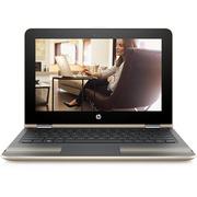 惠普 Pavilion x360 13-u014TU 13.3英寸笔记本电脑(i5-6200U 4G 500G IPS HD 十点触控)金色