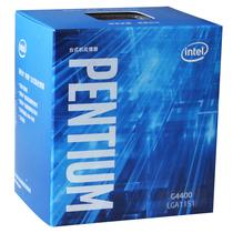 英特尔 奔腾G4400 Skylake架构盒装CPU处理器(LGA1151/3.3GHz/3MB缓存/51W)产品图片主图