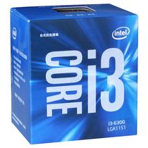 英特尔  酷睿i3-6300 14纳米 Skylake架构盒装CPU处理器 (LGA1151/3.8GHz/4MB缓存/51W)产品图片主图