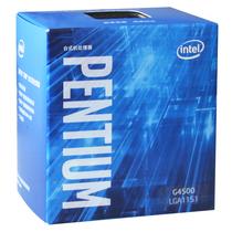 英特尔  奔腾G4500 Skylake架构盒装CPU处理器(LGA1151/3.5GHz/3MB缓存/51W)产品图片主图