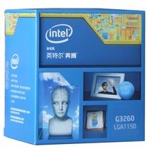 英特尔 奔腾 G3260 Haswell架构盒装CPU处理器(LGA1150/3.3GHz/3M三级缓存/53W/22纳米)产品图片主图