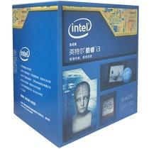 英特尔 酷睿i3-4370 22纳米 Haswell全新架构盒装CPU处理器 (LGA1150/3.8GHz/4MB三级缓存/54W)产品图片主图