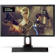 明基  XL2420G 24英寸专业NVIDIA G-Sync芯片 3D急速1MS/144HZ LED宽屏电竞显示器