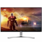 LG 27UD68-W 27英寸4K IPS硬屏 护眼不闪滤蓝光LED背光液晶显示器