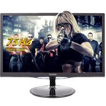 优派 VX2457 24英寸75Hz刷新率宽屏LED背光液晶显示器(游戏电竞)产品图片主图