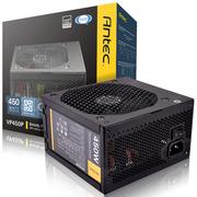 安钛克 额定450W VP 450P 电源(主动式PFC/12CM静音风扇/黑化外型设计)