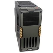 安钛克  GX900 中塔式机箱 军绿色 USB3.0/支持超长显卡/ 支持18cm高度散热器/12cm超大风扇