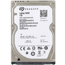 希捷 1TB SATA3 2.5英寸SSHD混合固态硬盘(ST1000LM014)产品图片主图