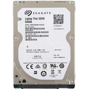 希捷 500G SATA3 2.5英寸SSHD混合固态硬盘(ST500LM000)
