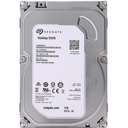 希捷 1TB 7200转 64M SATA 6GB/秒 3.5英寸SSHD混合固态硬盘(ST1000DX001)