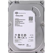 希捷 1TB 7200转 64M SATA 6GB/秒 3.5英寸SSHD混合固态硬盘(ST1000DX001)产品图片主图