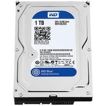 西部数据 蓝盘 1TB SATA6Gb/s 7200转64M 台式机硬盘(10EZEX)产品图片主图