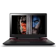 联想 Y700 15.6英寸游戏笔记本电脑(I7-6700HQ 8G 1TB HDD+256G SSD GTX960M 4G 联盟版) 黑色