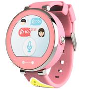 天天家(telling home) 儿童智能手表TX01 海绵宝宝 粉色 儿童智能定位通话手环手表 360 天才
