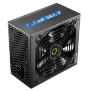 GAMEMAX 额定350W 碳金VP350W呼吸灯电源(节能环保/12CM静音风扇/智能温控/台系电容)