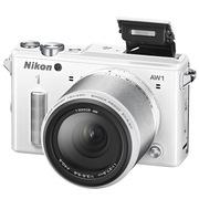 尼康  1 AW1 (VR11-27.5mm f/3.5-5.6) 可换镜数码套机 白色