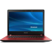 联想 M41-70 14英寸IPS广视角屏商用超薄笔记本(I5-5200U 4G 128G固态 2G独显Win7 指纹识别)红色