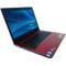 联想 M41-70 14英寸IPS广视角屏商用超薄笔记本(I5-5200U 4G 128G固态 2G独显Win7 指纹识别)红色产品图片2