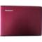 联想 M41-70 14英寸IPS广视角屏商用超薄笔记本(I5-5200U 4G 128G固态 2G独显Win7 指纹识别)红色产品图片3