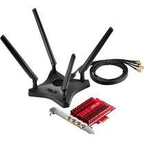 华硕 PCE-AC88 双频AC3100 无线PCI-E网卡产品图片主图