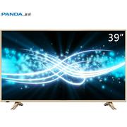 熊猫 LE39D59SA 39英寸 80周年系列 夏普技术屏智能电视(香槟金)