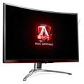 冠捷 AG322FCX 31.5英寸VA广视角144Hz刷新 FreeSync技术 游戏电竞曲面显示器