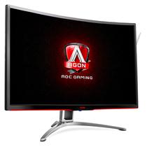 AOC AG322FCX 31.5英寸VA广视角144Hz刷新 FreeSync技术 游戏电竞曲面显示器产品图片主图
