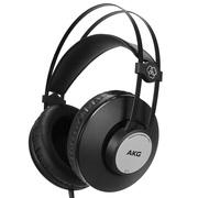 爱科技AKG  K72头戴式耳机 专业监听级别 录音棚设备 HIFI发烧级别监听耳机 黑色