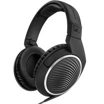 森海塞尔  HD461 I 苹果版 封闭包耳式立体声耳机 低音强劲 降低环境噪声 黑色产品图片主图