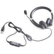 戴尔 Pro有线 立体声耳机 高清通信音效 黑色