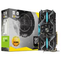 索泰 Geforce GTX 1070 玩家力量至尊OC 1594-1784MHz/8058MHz 8G/256bit GDDR5 PCI-E显卡产品图片主图