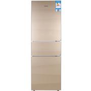 康佳 BCD-212BX3S 212升 三门冰箱 软冷冻室(玻璃金色)
