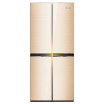 奥马 BCD-406DEK 406升 十字对开门 多门冰箱(金色)产品图片主图