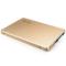 忆捷 S606 2.5英寸SATA3 SSD固态硬盘120G笔记本台式机均可用全金属金色产品图片2