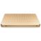 忆捷 S606 2.5英寸SATA3 SSD固态硬盘120G笔记本台式机均可用全金属金色产品图片3