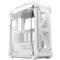 超频三 暴雪 白色 全塔式机箱(支持ATX大板/标配4个12CM风扇/1个LED灯条/水冷/长显卡)产品图片3