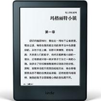 Kindle 2016全新入门款升级版6英寸电子墨水触控显示屏电子书阅读器 wifi 黑色产品图片主图