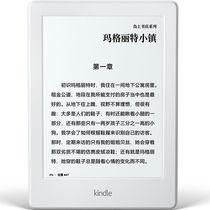 Kindle 2016全新入门款升级版6英寸电子墨水触控显示屏电子书阅读器 wifi 白色产品图片主图