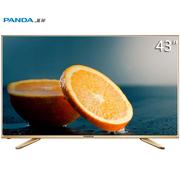 熊猫 LE43D80S 43英寸 80周年系列产品 LG硬屏全高清智能电视(典雅金)