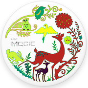 H3C  魔术家 Magic B1 1200M穿墙王无线路由器(欢乐丛林版)