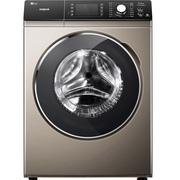 三洋 DG-F85366BHC 8.5公斤全自动烘干一体变频滚筒洗衣机(玫瑰金)
