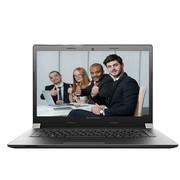 联想 扬天V310-14ISK 14英寸商务办笔记本电脑 i5-6200U 4G 500G+128G固态 2G独显