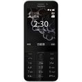诺基亚  230 双卡双待 (RM-1172) 银灰色 移动联通2G手机 双卡双待