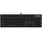 赛睿 Apex M260狂热之橙版 游戏键盘 青轴